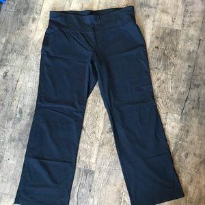 Pants - Lane Bryant Black Yoga Pants- 18/20